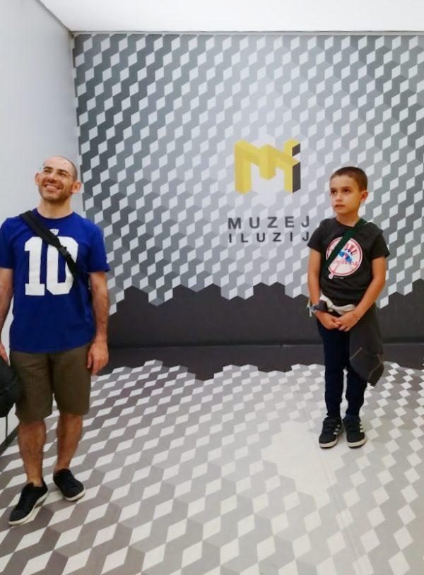 il museo delle illusioni